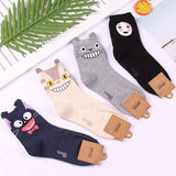 Chaussette Totoro<br> Adulte - Passion Ghibli
