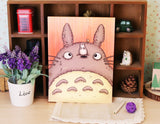 Cahier Totoro<br> Bloc-note - Passion Ghibli