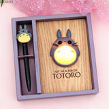 Cahier Totoro<br> Lumineux - Passion Ghibli