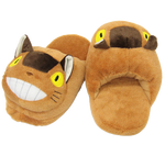 Chaussons Totoro<br> Chat Bus - Passion Ghibli