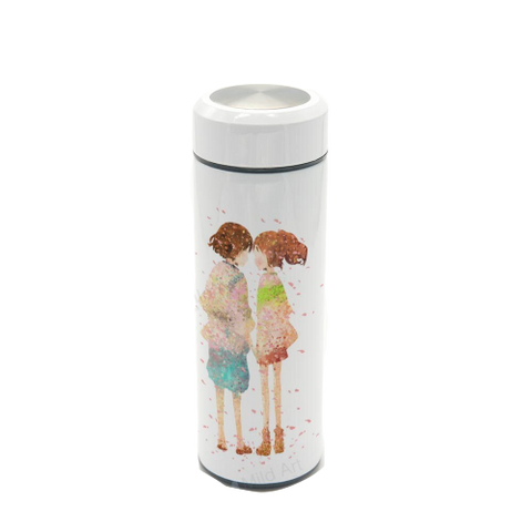 Thermos Chihiro<br> Amour inconditionnel - Passion Ghibli