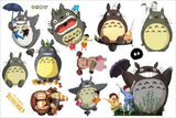 Stickers Totoro<br> Mural - Passion Ghibli