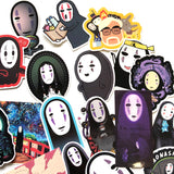 Stickers Chihiro<br> Mix - Passion Ghibli