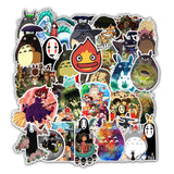 Stickers Ghibli<br> Univers Ghibli - Passion Ghibli