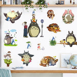 Stickers Totoro<br> Géant - Passion Ghibli
