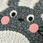 Sweat Totoro<br> Bouton d'Or - Passion Ghibli