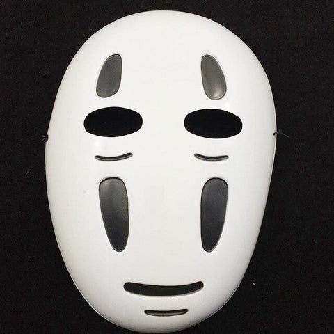 Cosplay Kaonashi<br> Masque - Passion Ghibli