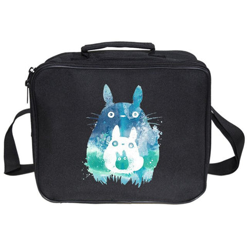 Sac Isotherme Totoro<br> Aquarelle