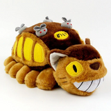 Peluche Totoro<br> Chat Bus - Passion Ghibli