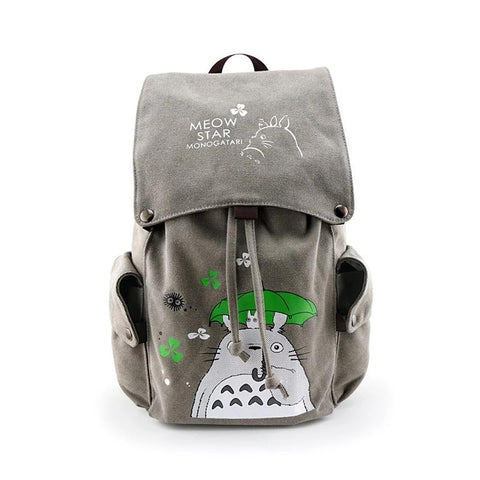 Sac à Dos Totoro<br> Backpack Americain - Passion Ghibli