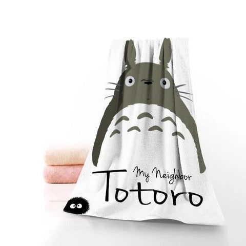 Serviette Totoro<br> Intemporelle - Passion Ghibli