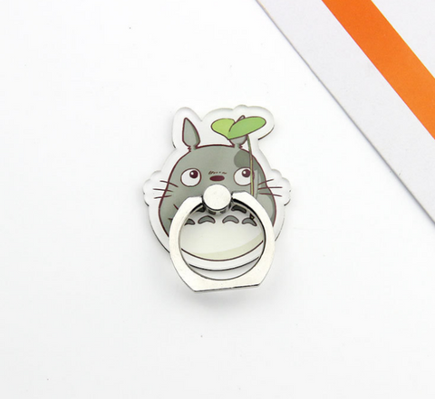 Figurine Totoro<br> Support Téléphone - Passion Ghibli