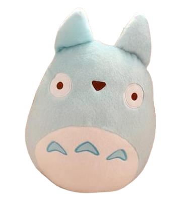Coussin Totoro<br>  Chu - Passion Ghibli