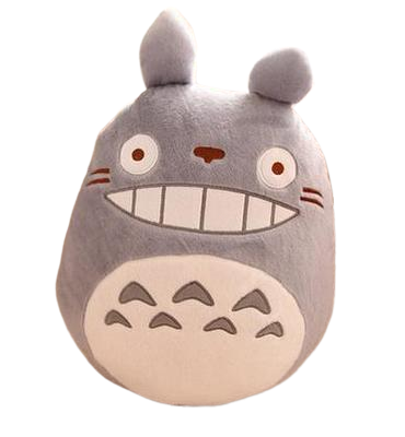 Coussin Totoro<br> Peluche - Passion Ghibli
