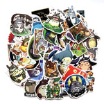 Stickers Totoro<br> Anime - Passion Ghibli