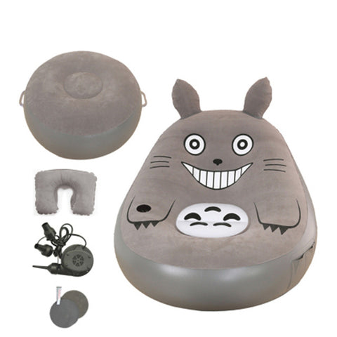 Pouf Totoro<br> Gonflable - Passion Ghibli