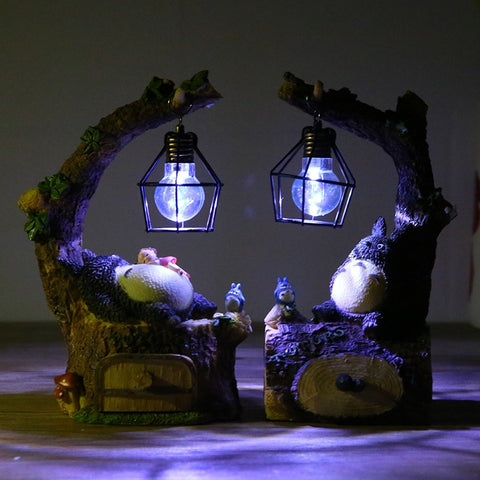 Lampe Totoro<br> LED - Passion Ghibli