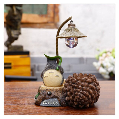 Lampe Totoro<br> Authentique - Passion Ghibli