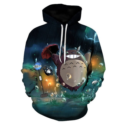 Sweat Totoro<br> Bus - Passion Ghibli
