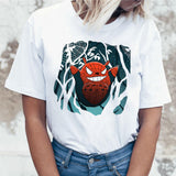 T-Shirt Totoro<br> Spiderman - Passion Ghibli