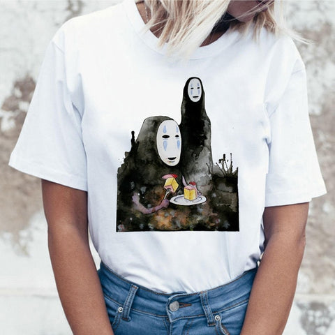 T-shirt Chihiro<br> Artistique - Passion Ghibli