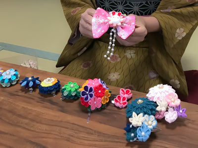 "My interview was featured on the ""Tsumami Kanzashi"" website!"