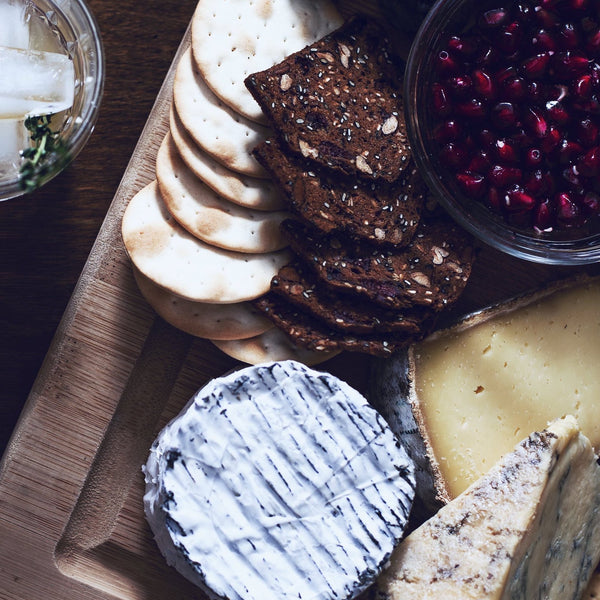 How Do You Make The Perfect Cheeseboard?