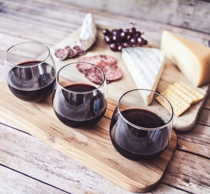 Cheese & Drink Pairing Guide