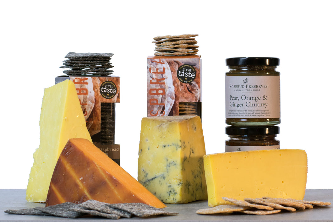 2019 British Cheese Award Winners Gift Collection