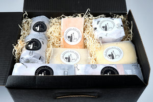 British Artisan Cheese and Wine Gift Hamper