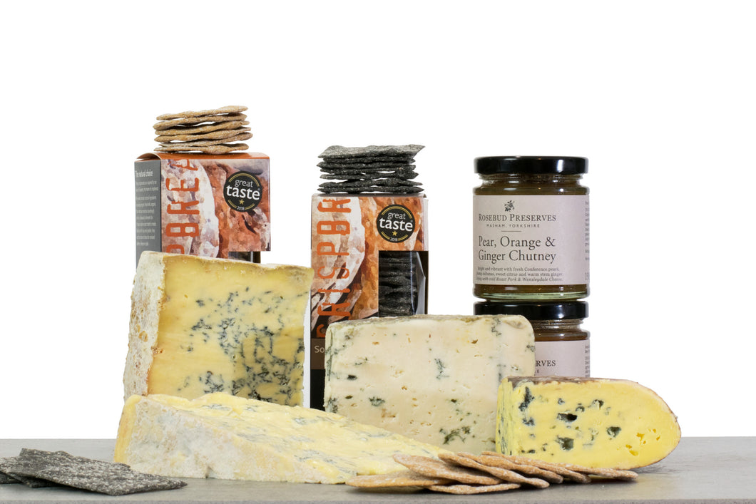 All The Blues Cheese Gift Collection