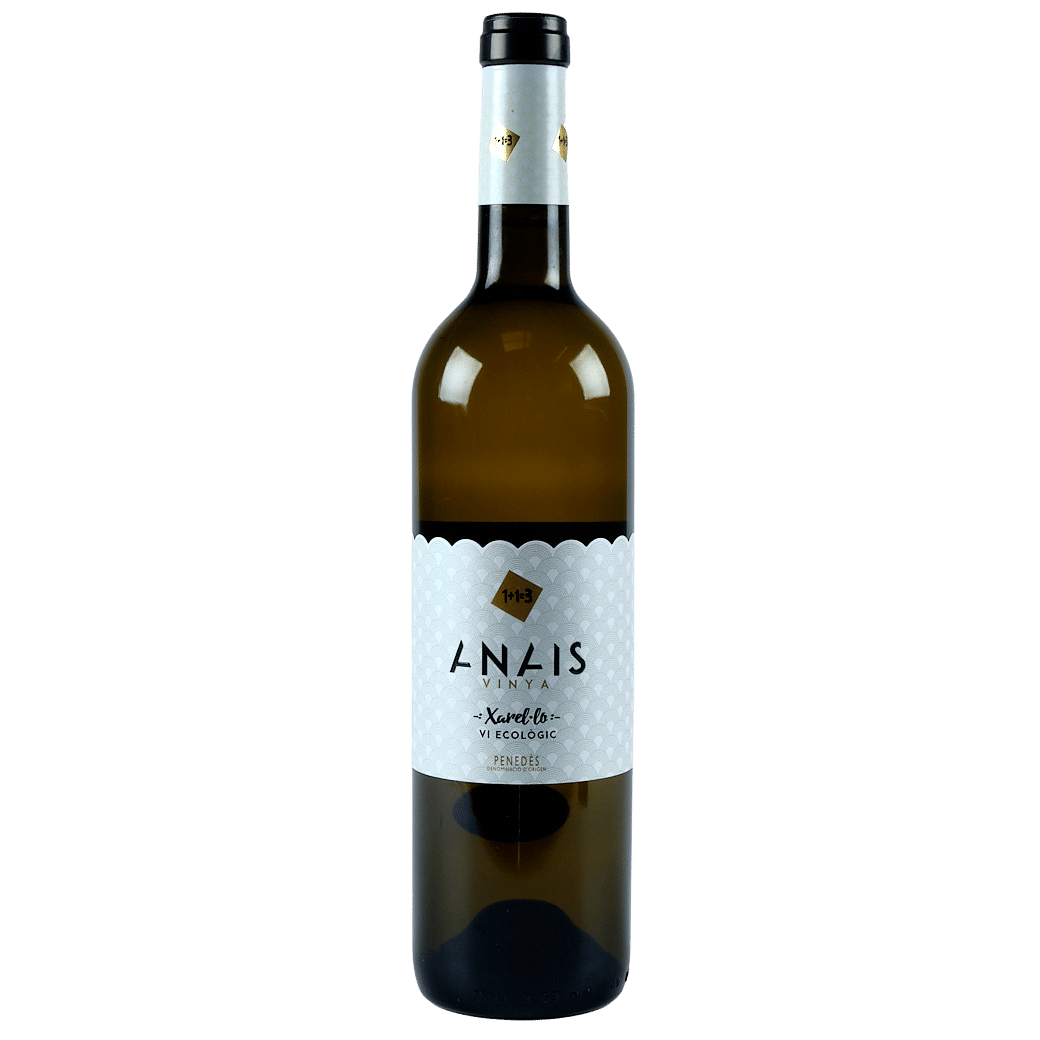 1+1=3 Winery Anais Red 2017 Wine (Organic)