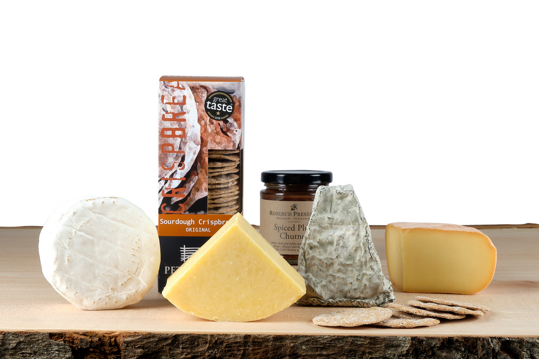 Artisan cheese selection box UK