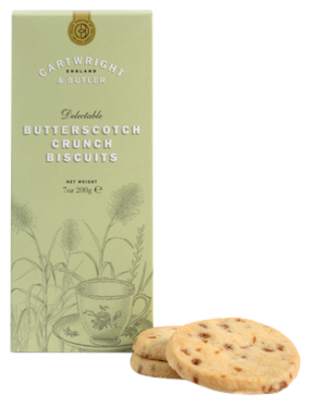 Cartwright & Butler Butterscotch Crunch Biscuits