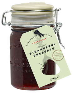 Cartwright & Butler Strawberry Preserve