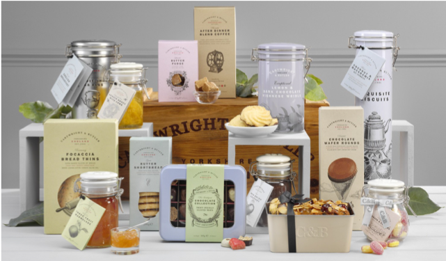 Cartwright & Butler Swaledale Gourmet Food Gift Hamper