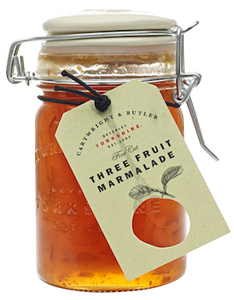 Cartwright & Butler Fine Cut Three Fruit Marmalade