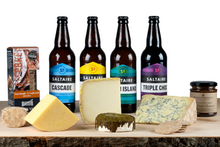 Load image into Gallery viewer, cheese and beer hamper uk