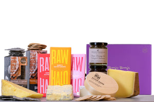 Cheese and chocolate lovers gift Hamper UK