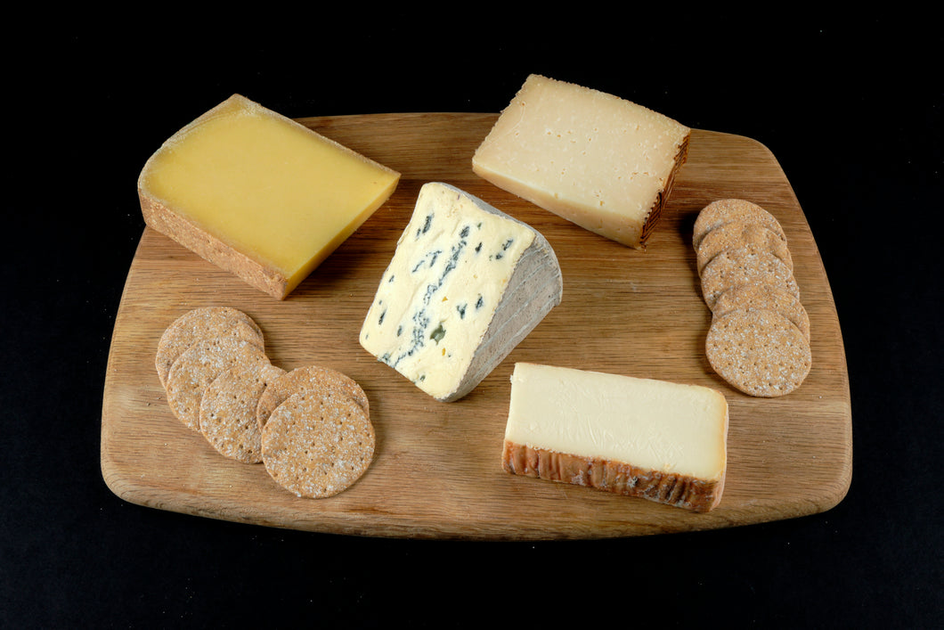 European cheese board set UK