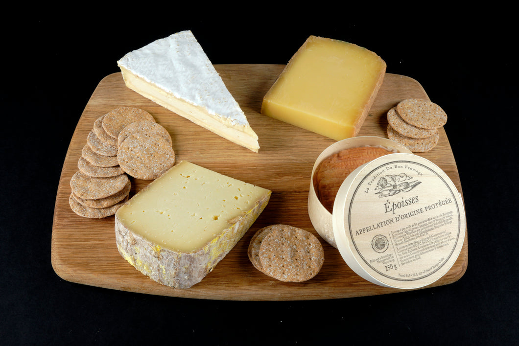 French cheese board set UK