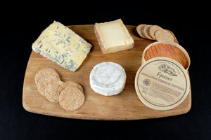 Soft cheese board set UK