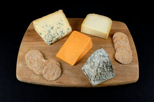 Cheese board set for 4 people UK