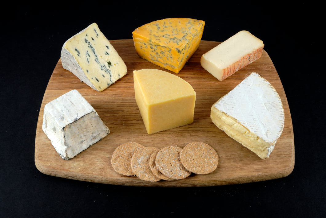 The perfect cheese board UK