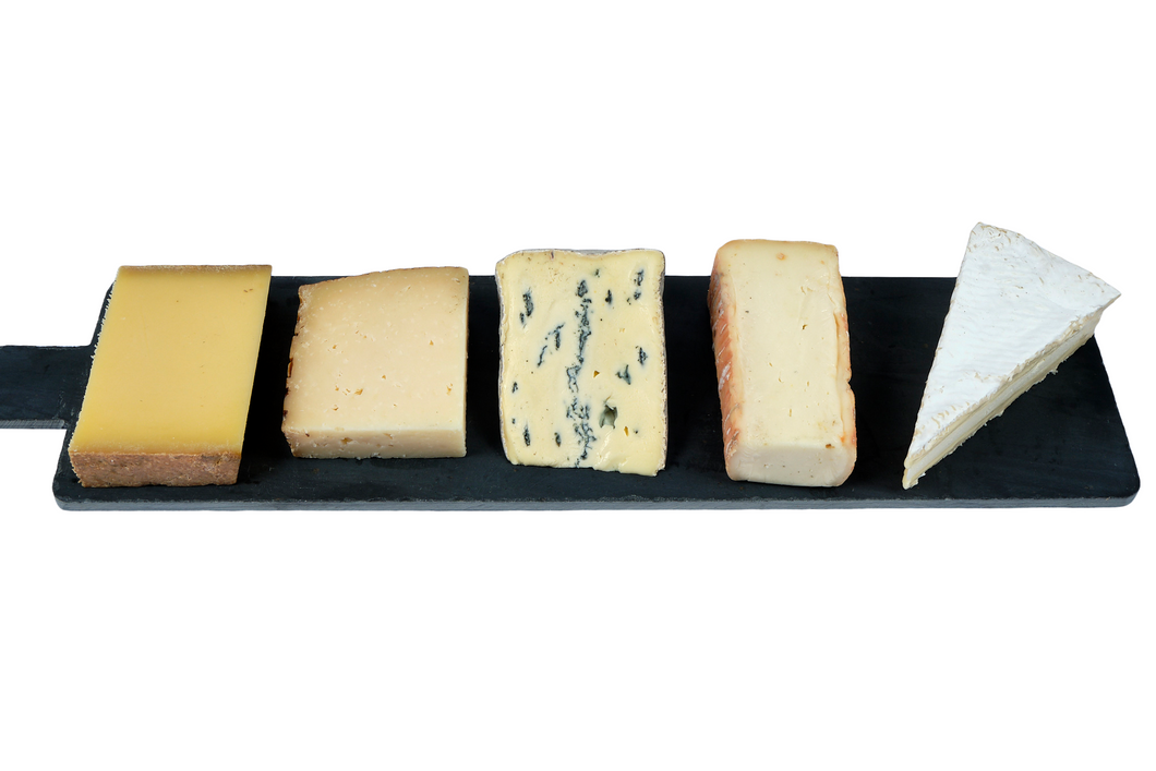 European 5 cheese taster set UK