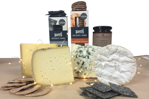 Continental Christmas Cheese Hamper