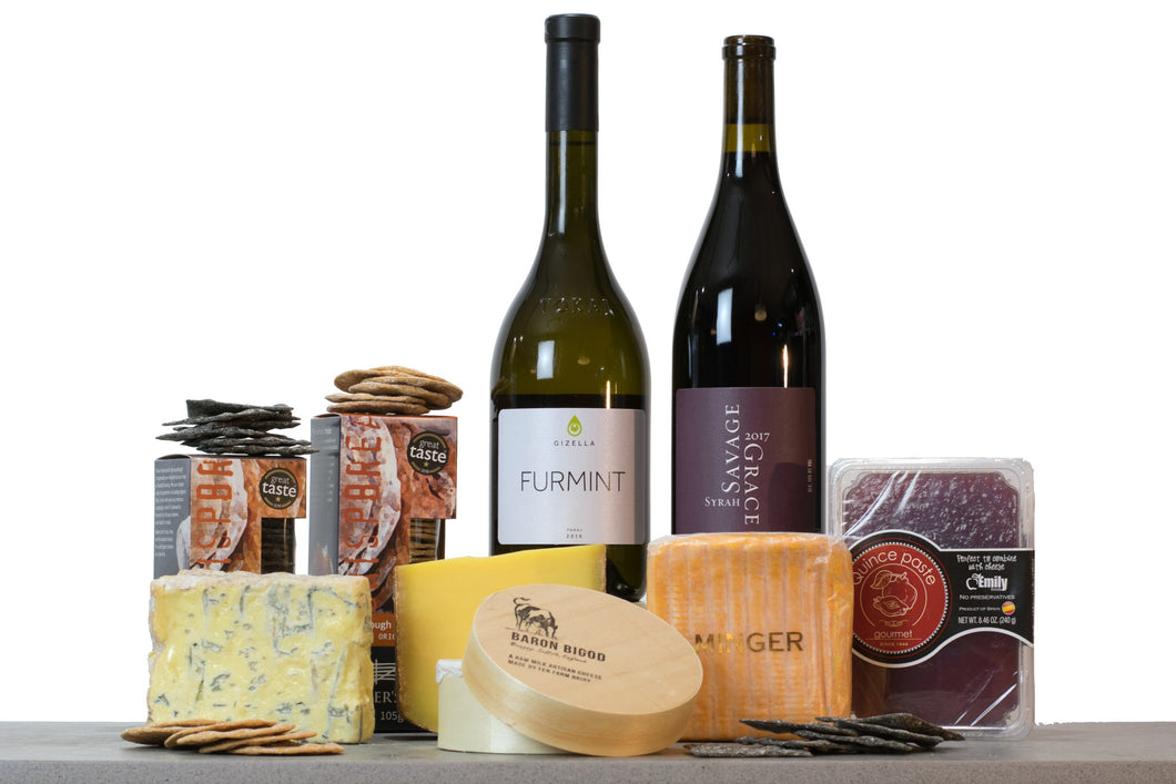 Funky Cheese Gift Hamper UK