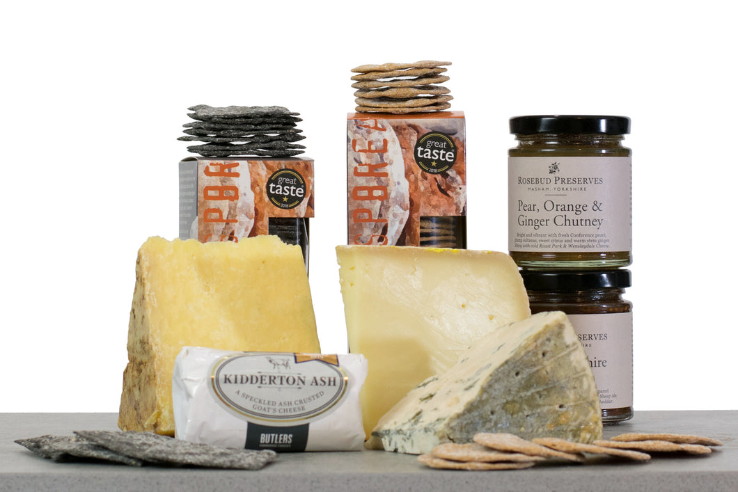 No Moo Cheese Gift Hamper UK Shop