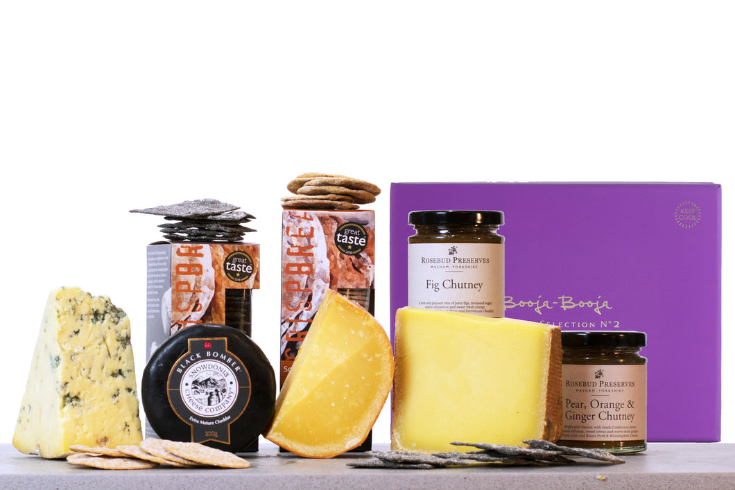pregnancy cheese gift hamper UK