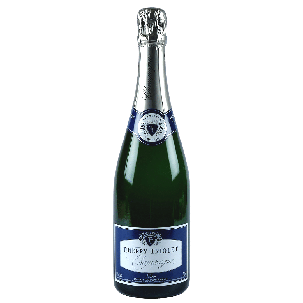 Thierry Triolet Brut Champagne